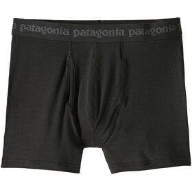 "Patagonia Essential Boxer Brief 3"" Herr black"